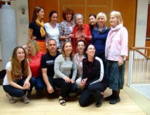 Phyllis, Maja in slovenska skupina izvajalcev metode