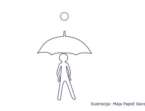 Vaja dežnik